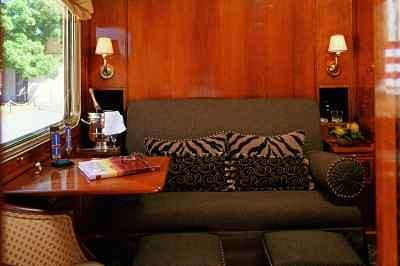 Double Luxury Suite Photo Blue Train