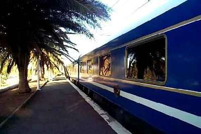 Rame du Blue Train