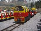 Petit train d'Artouste Rame